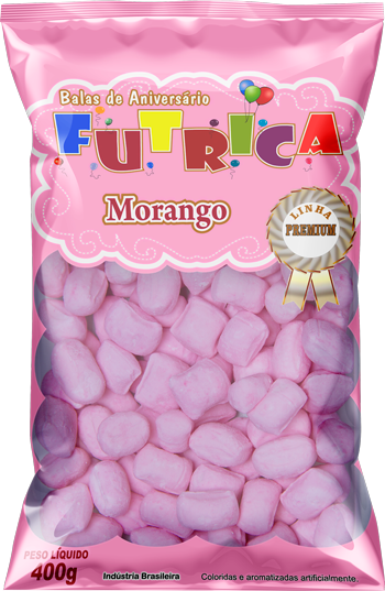 Bala-de-coco-Morango